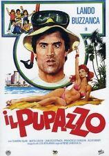 IL PUPAZZO  DVD COMICO-COMMEDIA