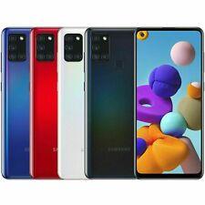 NEW SAMSUNG GALAXY A01 A11 A10S A20S A21S A30S A50 A51 A71 Dual SIM Smartphone