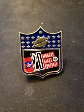 Vintage ABC Monday Night Football 20th Anniversary Logo Pin - Unique