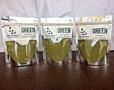 MAXX Organics 3pk GREEN SUPERFOOD POWDER 90 Day Supply Compare to Organifi Juice