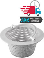 Swimming Pool Skimmer Basket Replacement for Above Ground Pool Hidroskimmer