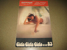 Girls Girls Girls... Calendar - Kalender 1983