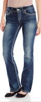 Silver Jean Women's Suki Bootcut Jean Retail $88