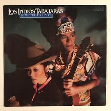 Rare Los Indios Tabajaras Beautiful Sounds Vinyl LP Orig 1981 US RCA Stereo VG++