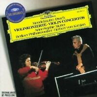 ANNE-SOPHIE/KARAJAN,HERBERT VON/BP MUTTER - VIOLINKONZERTE  CD NEW+