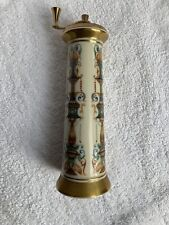Lenox Lido 24 Karat Gold Gilded Pepper Mill