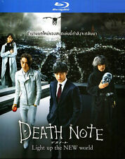 Death Note: Light Up The New World (Blu-Ray) Japanese Movie English Sub