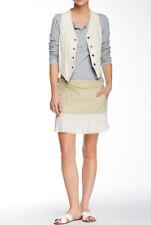 Da-Nang Buckle Mini Skirt, M, NWT