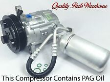 1999 Saturn SW1 USA Remanufactured A/C Compressor Kit W/one Year Warranty