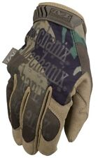 US Mechanix Wear Handschuhe Army woodland camouflage Tactical Line gloves XXL