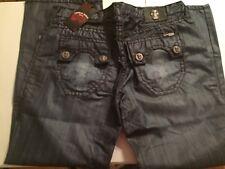 NWT Men's Laguna Beach Skull Jeans Size 42