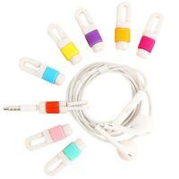 0protecteur câble protection protector universel iphone,samsung,écouteur crochet