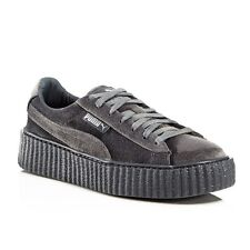 Women's Puma Fenty Creeper Velvet Rihanna Fashion Sneakers Shoes Sz 8 New In Box