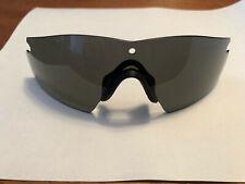 New Authentic Oakley M Frame Strike 2.0 Ballistic SI Lenses - Gray Lens
