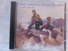 """MARCELO KAYATH  """"SOUTH AMERICAN GUITAR CLASSICS ON THE REGIS LABEL"""