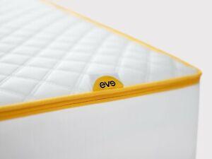 eve Sleep Premium Memory Foam Mattress Medium Firm Refurbished (60% off NEW RRP)