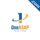 ONEASAP.com 7 Letter Short Catchy Brandable Premium Domain Name for Sale GoDaddy