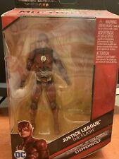 Mattel DC Multiverse Justice League Flash No Collect & Connect Piece,NEW