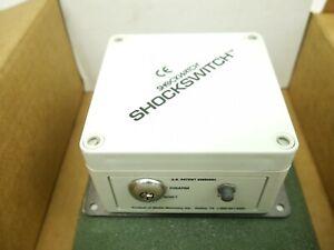 Shockwatch Shockswitch Forklift Impact Safety Monitor Recorder Sc1000b Free P&P
