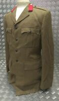 Genuine British Army Royal Irish No2 Dress Jacket With Officers Grogets 108cm