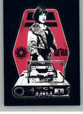 2018 Topps Star Wars Solo Movie Character Stickers #CS-2 Qi'ra