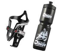 Set Zefal Glasfaser Fahrrad Flaschenhalter Trinkflaschenhalter, Trinkflasche 1 l