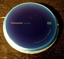 Panasonic Walkman SL CT720 Portable CD MP3 Player Anti Shock