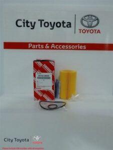 Genuine Toyota Oil Filter Landcruiser 200 VDJ200 Turbo Diesel V8 0415238020
