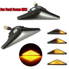 2x Dynamic 18 LED Marker Turn Signal Side Light Fit For Ford Focus MK1 Mondeo UK