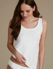 NEW M&S WHITE FLEXI FIT