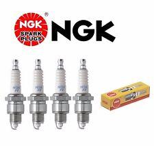 4 X NGK Standard Resistor OEM Performance Power Spark Plugs BPR6HS # 7022