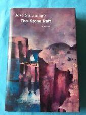 THE STONE RAFT *SIGNED BY JOSE SARAMAGO*