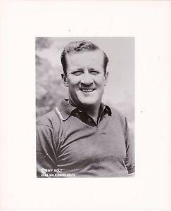Vintage Tommy Bolt Uses Golf Pride Grips 8x10 Golf Photo