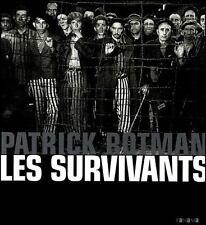 Les survivants - Patrick Rotman - avec le CD BO du film - Neuf sous cello