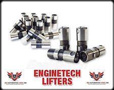 NEW (16) ENGINETECH AMC JEEP 290 304 343 360 390 401 LIFTERS
