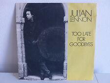 JULIAN LENNON Too late for good byes 90179