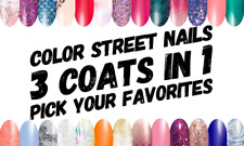 Nip-Color Street Nail Polish Strips - Updated Daily - Active, Retired, Unicorns