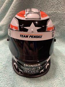 Hornish Bell Mini Helmet Team Penske / Honda