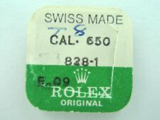 ROLEX GENUINE CAL. 650 828-1 WINDING STEMS. 2 IN PACKET.