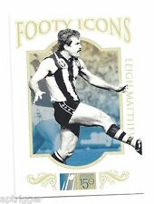 2008 Herald Sun Footy Icons (FI3) Leigh MATTHEWS Hawthorn