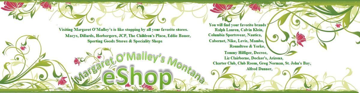 Margaret O'Malley's Montana eShop