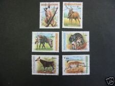 SERIE 6  ANIMAUX  SAUVAGES     SOMALI  REPUBLIC