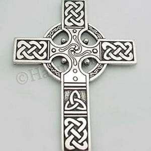 Cruz Celta Wicca dominante Encanto Colgante Joyería