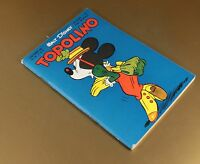 TOPOLINO LIBRETTO ORIGINALE DISNEY ED. MONDADORI N° 74- SETTEMBRE 1953 [DK-074]
