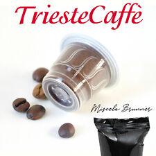 100 capsule compatibili Nespresso miscela di caffè cremoso capsula gusto cialde