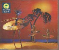 RARE ISLAND SAMPLER CD PROMO 1989 U2 ROBERT PALMER COURTNEY PINE VAIN +++