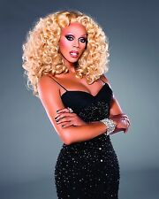 "Ru Paul 10"" x 8"" Photograph no 1"
