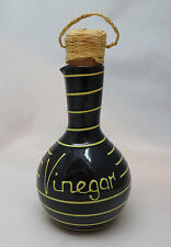 LOVELY VINEGAR BOTTLE - MAY BE OF INTEREST TO COLLECTORS OF BABBACOMBE SPIRAL