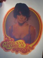 ADRIENNE BARBEAU 1970's VINTAGE AMERICANA IRON ON TRANSFER -NICE, B-3