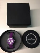 Jacques Lemans Damen Uhr Armbanduhr Rome Sports NP 129 €-Wie Neu